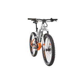 HAIBIKE SDURO FullSeven 8.0 E-MTB Full Suspension orange/silver